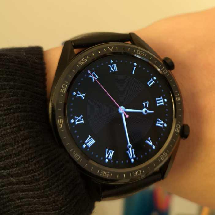 HUAWEI Watch GT erhält Firmware Update mit einigen Verbesserungen 1