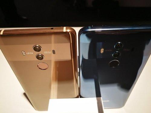 Huawei Mate 10 Pro Farben