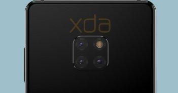 Huawei Mate 20 Info Render Kamera