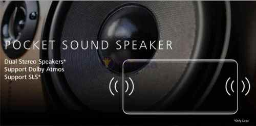 Huawei Mate 20 Stereo Sound Dolby Atmos