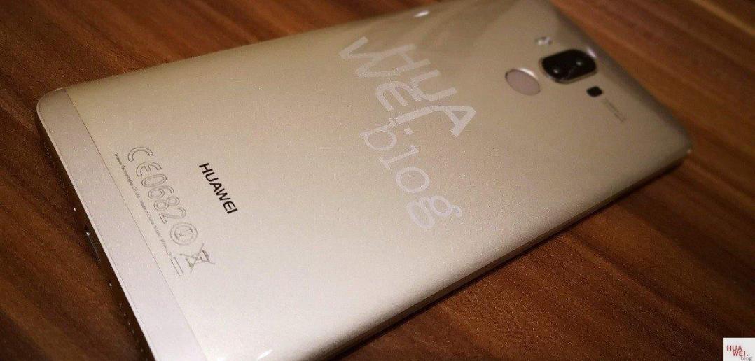 Huawei Mate 9 Face Unlock
