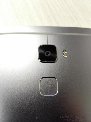 Huawei Mate S Kamera Fingerabdruckscanner