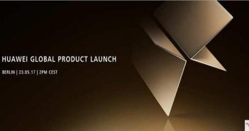 Huawei MateBook X Launch