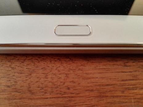 Huawei MediaPad M2 10.0 Fingerabdrucksensor