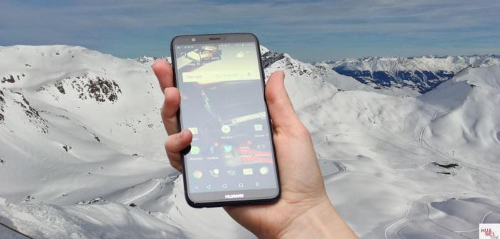Huawei P smart Reisebericht