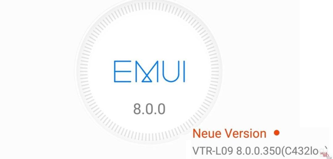 Huawei P10 Oreo Beta Update