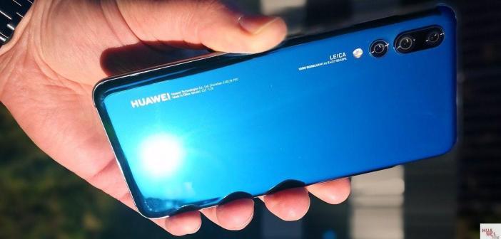Huawei P20 pro Android 9 Update offiziell gestartet