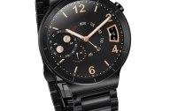 Huawei Watch schwarz Metall