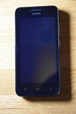 Huawei Y5_Front