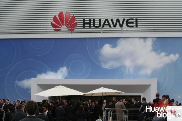 Huawei Fassade