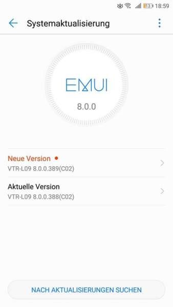 Huawei P10 und MediaPad M5 erhalten Sicherheitsupdates. 2