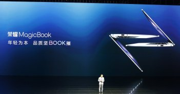 honor MagicBook Titelbild China