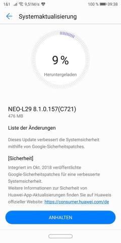 Mate RS Update 157 Changelog