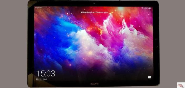 Huawei MediaPad M5 10.8 Test