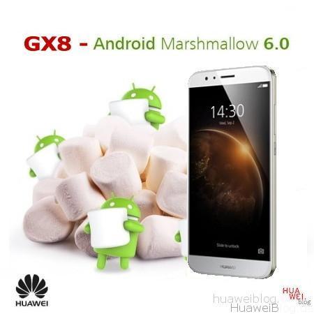 Android 6 - Marshmallow - Beta Test GX8