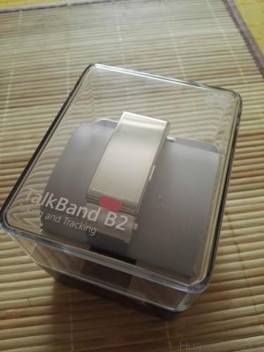 Talkband2-Verpackung