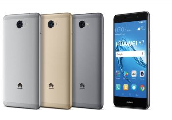 Huawei Y7 alle Farben