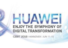 Huawei schafft Intelligence- und Connectivity Gene für digitale Unternehmen