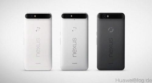 Huawei, Google Nexus 6P 2015