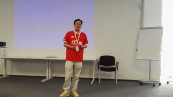 Richard Ren - Präsident WEU - Consumer BG