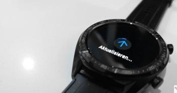 HUAWEI Watch GT Firmware Update 1.0.3.88 mit neuem Watchface