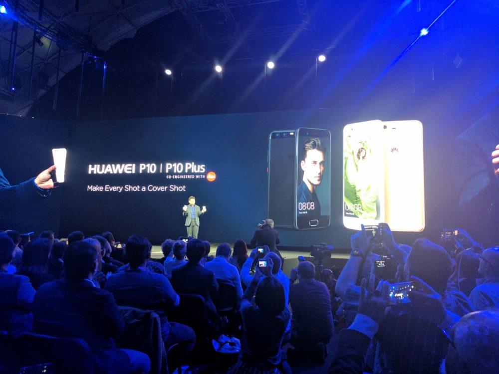Huawei P10 / P10 Plus - Barcelona - Huawei Richard