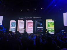 Huawei P10 - P10 Plus - MWC 2017 - verschiedene Farben