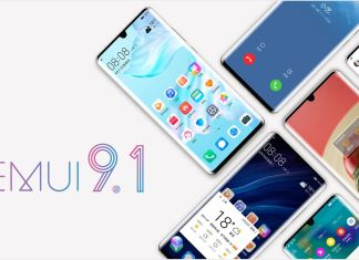 A new EMUI update for P30 and P30 Pro