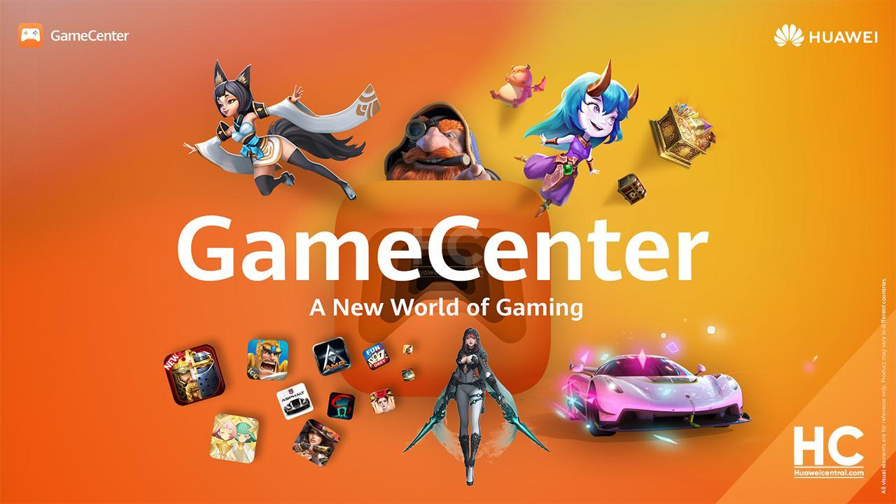 Huawei launches GameCenter, a gaming hub for global Huawei device users -  Huawei Central