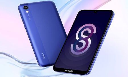 Honor 8S With Dewdrop Notch, MediaTek Helio A22 SoC Launched