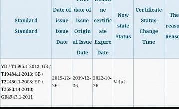 3C certification mate x image