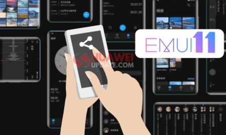 EMUI 11 Features