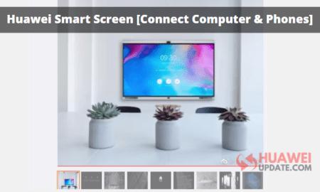 Huawei Enterprise Smart Screen leaked