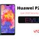 Huawei P20 Pro Jan 2020 Security Update