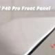 Huawei P40 Pro front panel