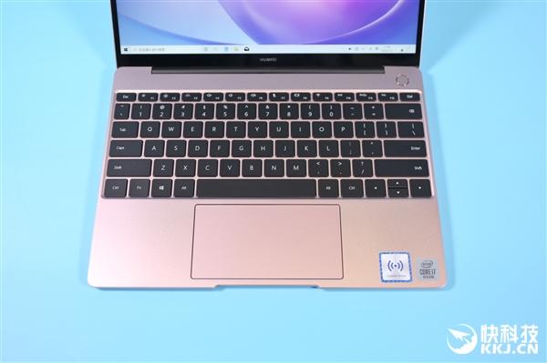 MateBook 13 2020 Cherry Pink Gold-3