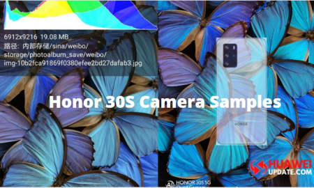 Honor 30S 5G Camera Samples