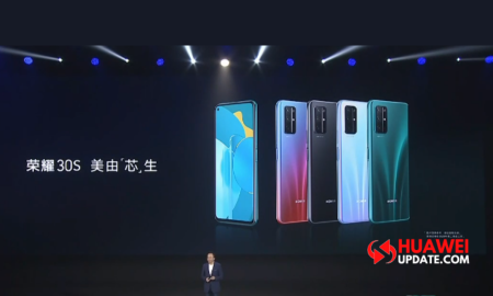 Honor 30S Launched