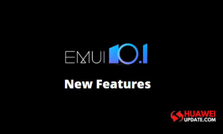 Huawei EMUI 10.1 new features