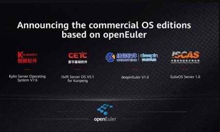 openEuler 20.03 LTS