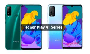 Honor Play 4T series main