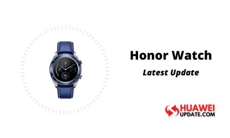 Honor Watch Update