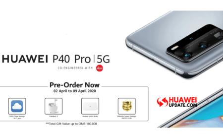 Huawei P40 Series Oman Pre-Order