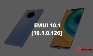 Mate 30 Series EMUI 10.1.0.126 beta