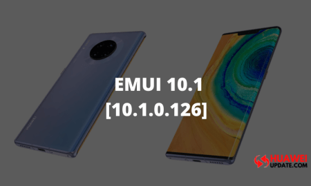 Mate 30 Series EMUI 10.1.0.126 beta
