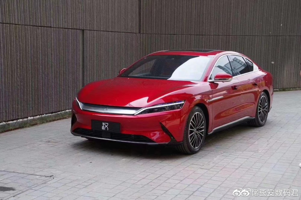 BYD's new car with Huawei-4