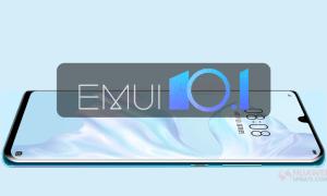 EMUI 10.1 Europe