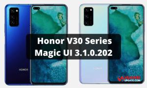 Honor V30 Series 3.1.0.202