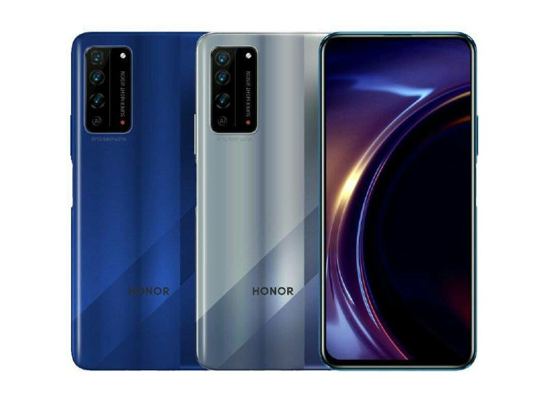Honor X10 Render