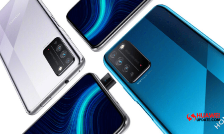 Honor X10 official press render leaked